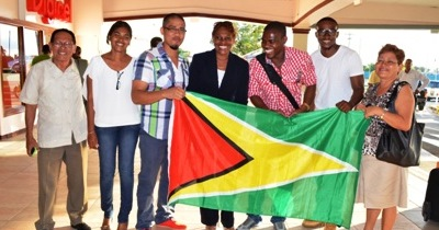 300 Guyanese scholars return