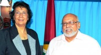 Suriname's House Speaker calls on President Ramotar
