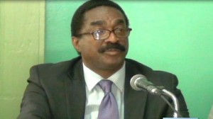 Attorney General and Legal Affairs Minister, Basil Williams