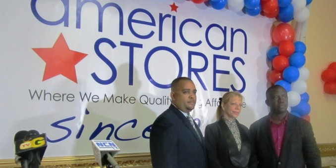 American Stores to open in Guyana with a bang!