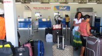 Thirty member church team among LIAT passengers stranded at Ogle Airport