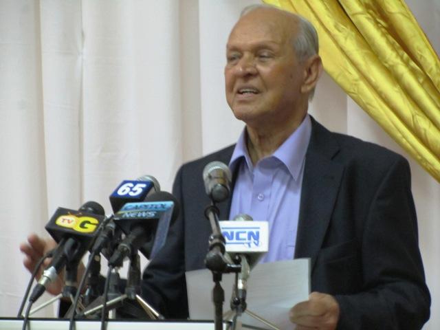 Dr Yesu Persaud