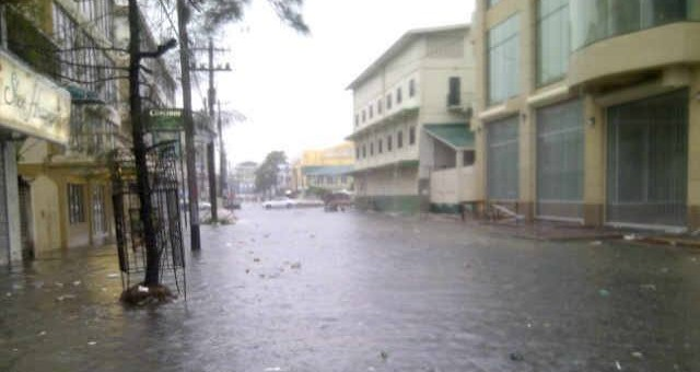 APNU calls for Ministerial Task Force to deal with flooding