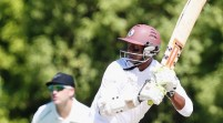 Chanderpaul finds silver lining in dark clouds