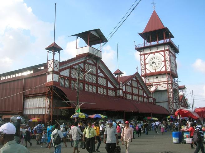 Guyana's economy gri...