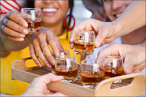 Research shows alcohol consumption influenced by genes