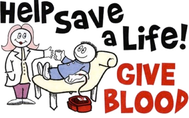 giving blood clipart - photo #16