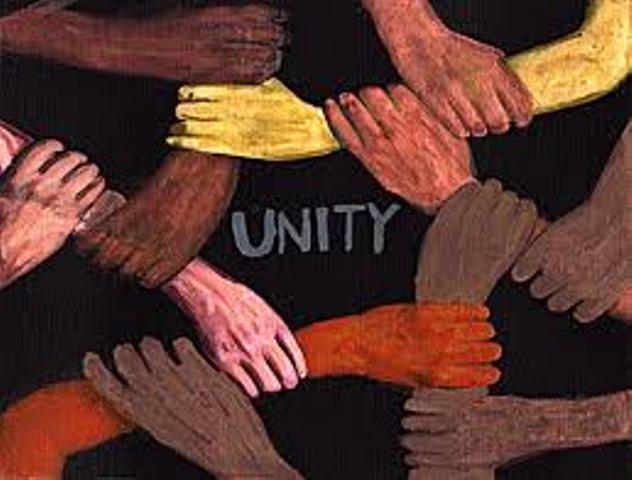 racial unity Even in 2018, many of us work and worship daily in racial and cultural bubbles, unfamiliar with the challenges faced by others.