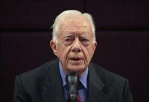 Former US President, Jimmy Carter