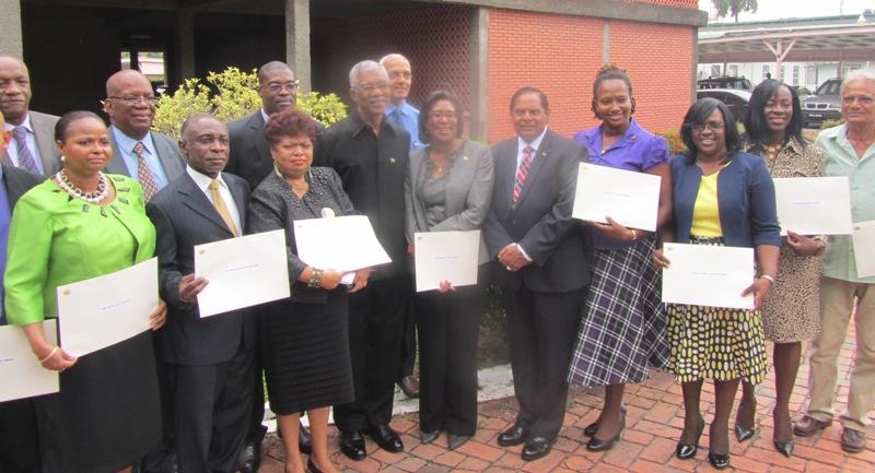 Image Gallery Cabinet Members 2015