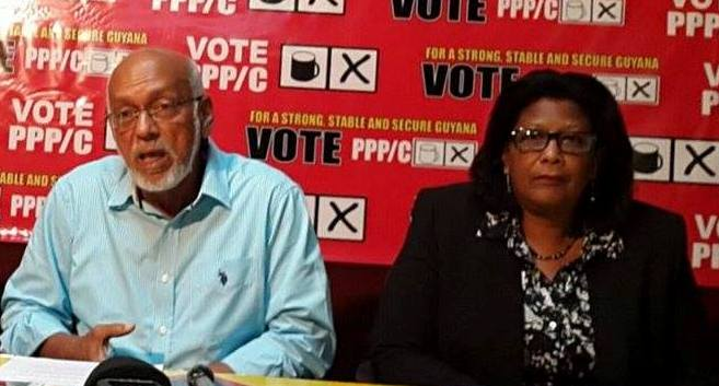 PPP U Afc Urges Gecom To Declare Winner So Nation 39s Business Can