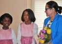 First Lady believes legislative changes are necessary to address adolescent sexual health