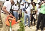 """Barticians charged to lead Guyana into the """"green revolution"""" as Guyana marks National Tree Planting Day"""