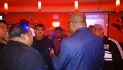 Jagdeo reiterates support for Govt. on Guyana/Venezuela border issue at meeting in New York