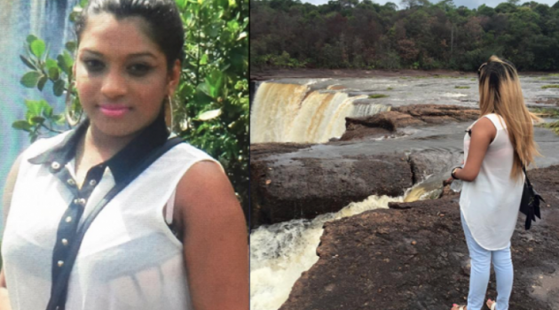 Remains of Kaieteur Falls jumper recovered