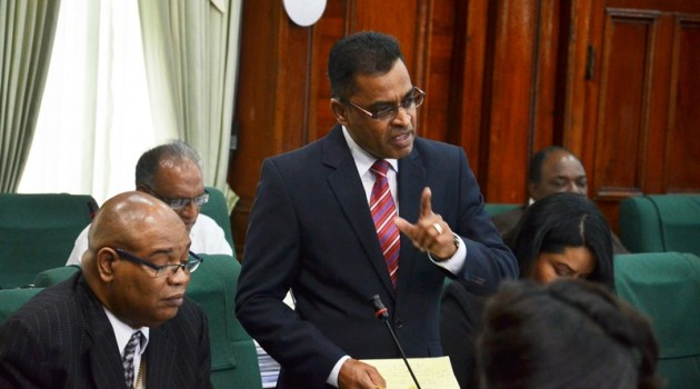 APNU/AFC promised Guyanese moon and stars, but they were 'bamboozled', brainwashed  – MP Seeraj