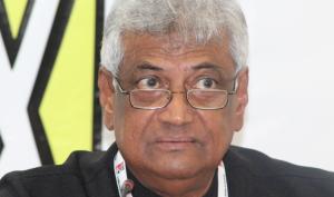 GECOM Chairman, Dr. Steve Surujbally