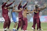 World champs Windies crash to third in ICC rankings