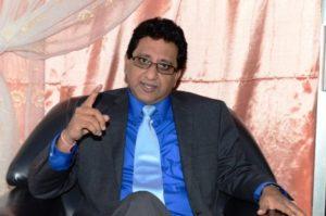 Former Attorney General, Mohabir Anil Nandlall
