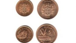 One dollar, five dollar coins to be withdrawn from circulation
