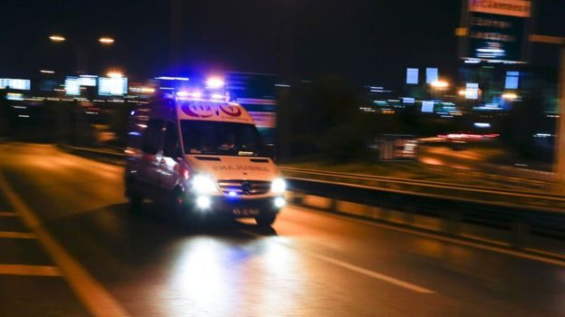 Deadly attack on Istanbul airport