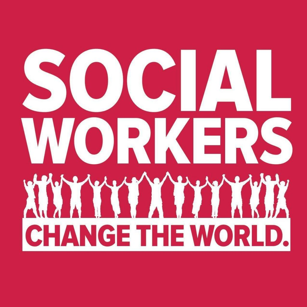 social work as a developing profession A social work professional's services lead toward the aim of  of one's areas of  expertise and develop and enhance professional skill.
