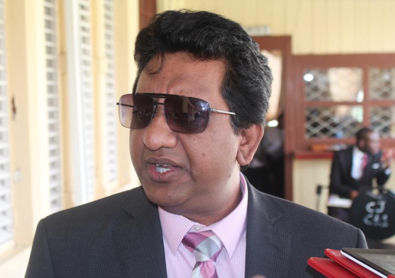 Former Attorney General, Anil Nandlall