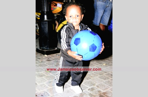 2-yr-old boy killed 'execution style' downtown Kingston