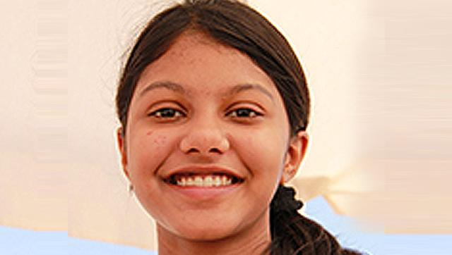 Seventeen-year-old Malvika Raj Joshi , who doesn't have a class X or XII certificate, has made it to the prestigious Massachusetts Institute of Technology . (Courtesy/stats.ioinformatics.org)