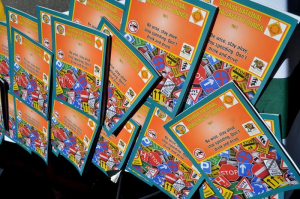 The first Road Safety Magazine by the Guyana National Road Safety Council (GNRSC) was launched today