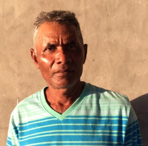 Richard Roy Boodhoo was attacked an robbed by bandits in the vicinity of the Bourda Market today.