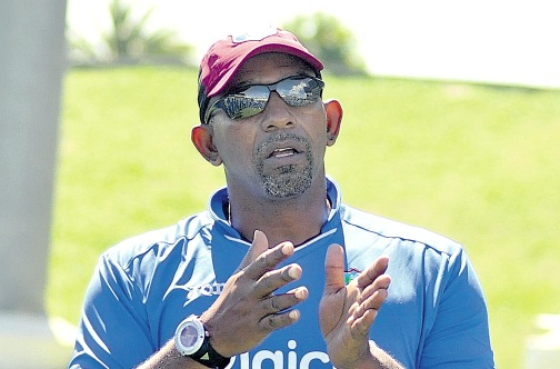 Simmons wants support for new measures to improve Windies performance