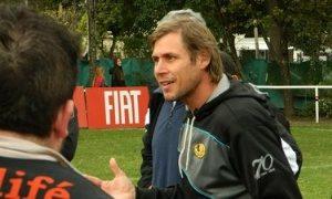 Argentina Coach, Diego Giannantonio