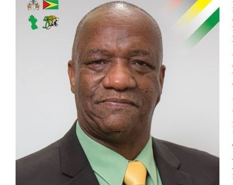 Minister of State, Joe Harmon