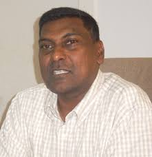 Chief Medical Officer, Shamdeo Persaud