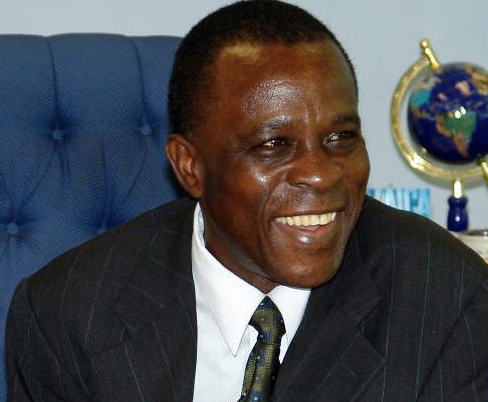 Grenada's Prime Minister Dr.Keith Mitchell