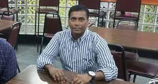 Councillor Bishram Kuppen