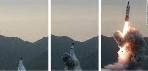 Could North Korea actually out a nuclear warhead atop a rocket? (CNN photo)