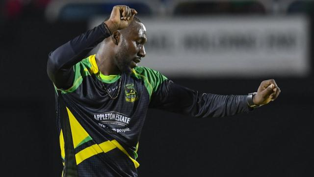 Kesrick Williams was a wicket-taking sensation in this year's Caribbean Premier League (Photo: CPL/Sportsfile