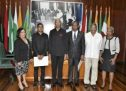 President swears in members of the Public Procurement Commission