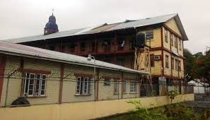 Brickdam Police Station (File photo)