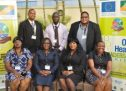 Minister Cummings leads Guyanese team to health planning workshop in T&T