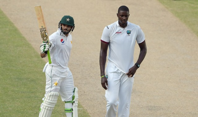 Jason Holder: 'We need to sharpen up on the mistakes we made in the field. And we should cut out on those no-balls as it cost us'(Photo: AFP)