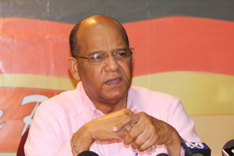 (PPP) General Secretary Clement Rohee