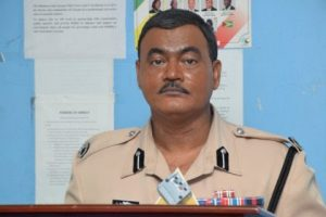 Acting Police Commissioner David Ramnarine