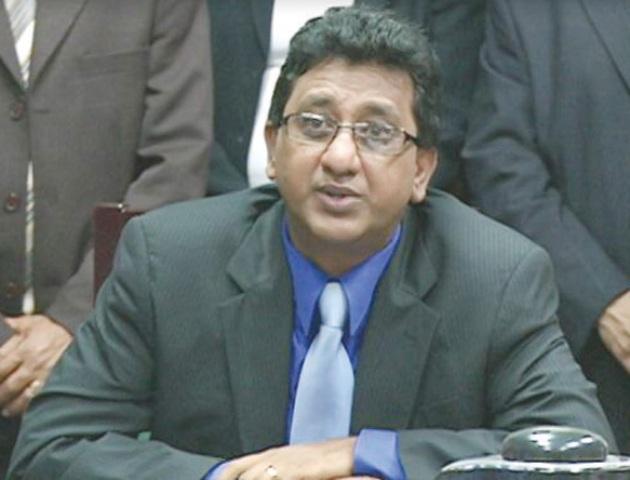 PPP/C MP Anil Nandlall