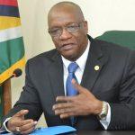State Minister, Joseph Harmon