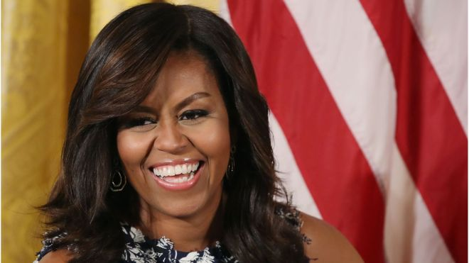 Michelle Obama is the first African American to be First Lady (Getty Images)