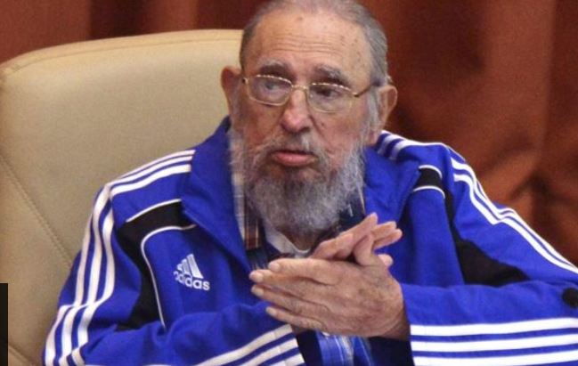 In April, Castro made a rare appearance at Cuba's Communist Party congress