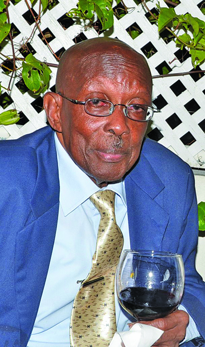 PNC stalwart and former Prime Minister Hamilton Green